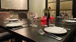 Private dining from 6:00pm to 8:00pm